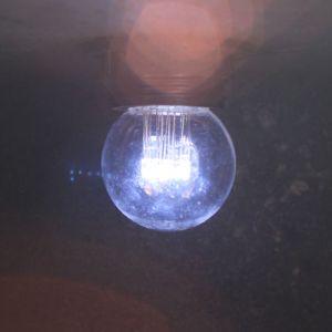 FDL Gekleurde LED Lamp Kogel E27 KoudWit