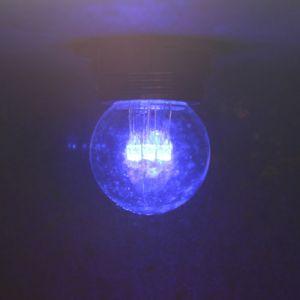 FDL Gekleurde LED Lamp Kogel E27 Blauw