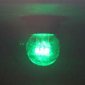 FDL Gekleurde LED Lamp Kogel E27 Groen