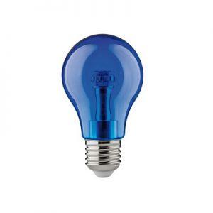led a60 1w blauw