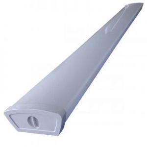 LED armatuur 2x18W 120cm met bewegingssensor