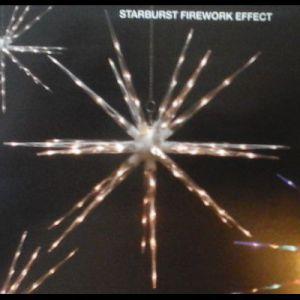 Starburst warmwit