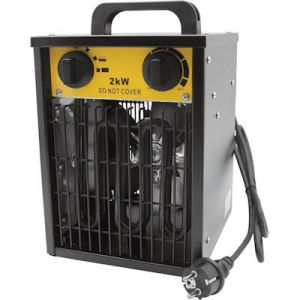 Ventilator kachel 2000 Watt