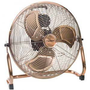 Ventilator vloer koper 45cm