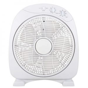 Ventilator box wit 34 cm