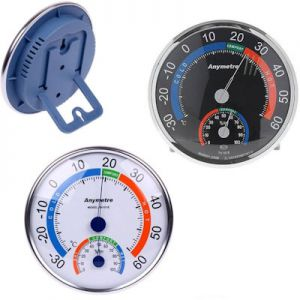THERMO - HYGROMETER