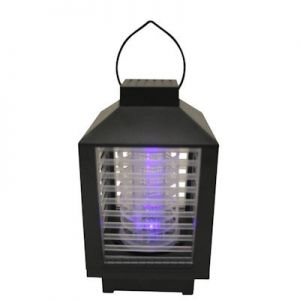 LED lamp en insectenverdelger 2-in-1