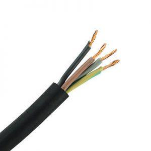 Neopreen kabel 4x2.5