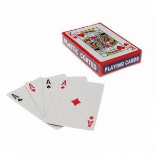 Pakje speelkaarten