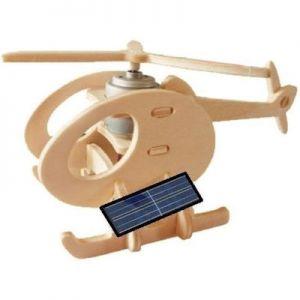 Houten helikopter