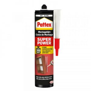 Pattex powerfix montage koker