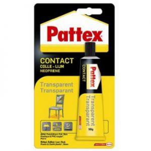 Pattex contactlijm transparant