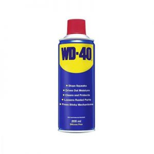 Multi-spray wd40