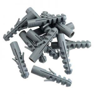 Muurpluggen 6mm 100 stuks